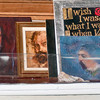 09-11-09 Sausalito I Wish I Was - this is peeking in the window of a sailboat in Sausalito. <br /> <br /> I wonder what he was when he was . . . .