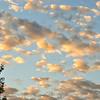 10-14-10 - Beautiful morning sky - unfortunately I missed the sunrise.