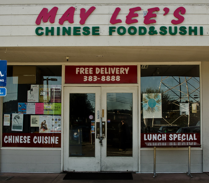 1-18-11 - our neighborhood Chinese food delivery place. We order from him often and he now knows us by name.