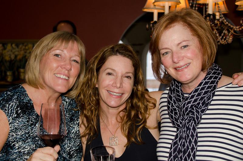 Susan, Steph, Kara