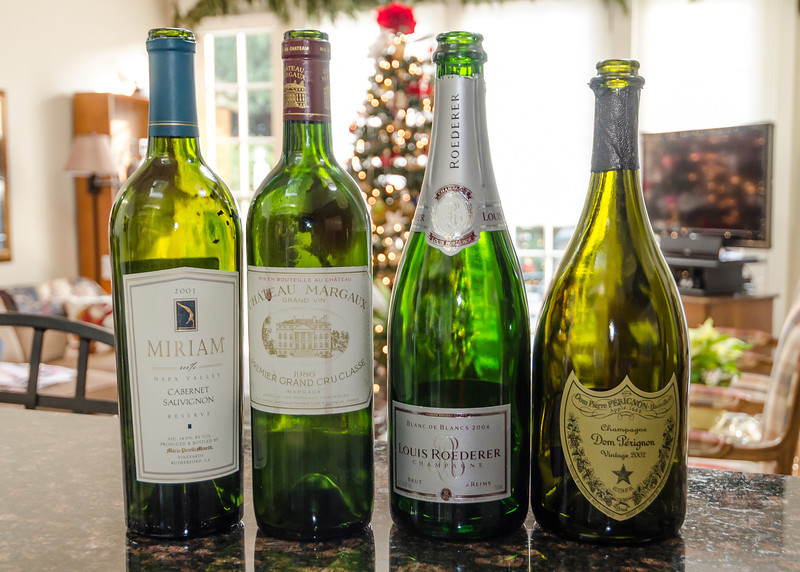 Some of Steve's best for celebrating Christmas Eve with our best buddies.