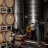 9-1-11 - the thing they filter wine thru - here getting ready to filter the 2010 reisling.