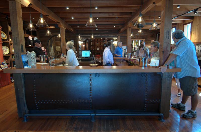 Martinelli tasting room