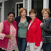 8-20-11 Backyard Party: Cheryl, Kara, Me, Kathy