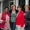 8-20-11 Backyard Party: Cheryl, Kara, Me, Kathy