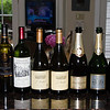 8-26-11 Lobster dinner with Brad & Dave & Carol. LOT'S of great wine . . .