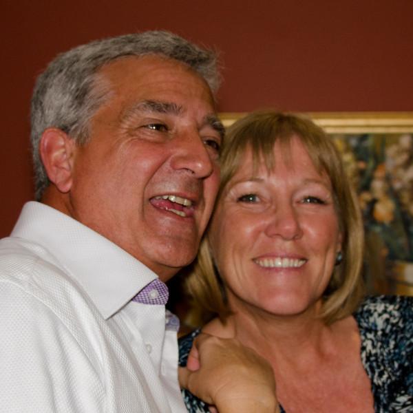 Leonard & Susan