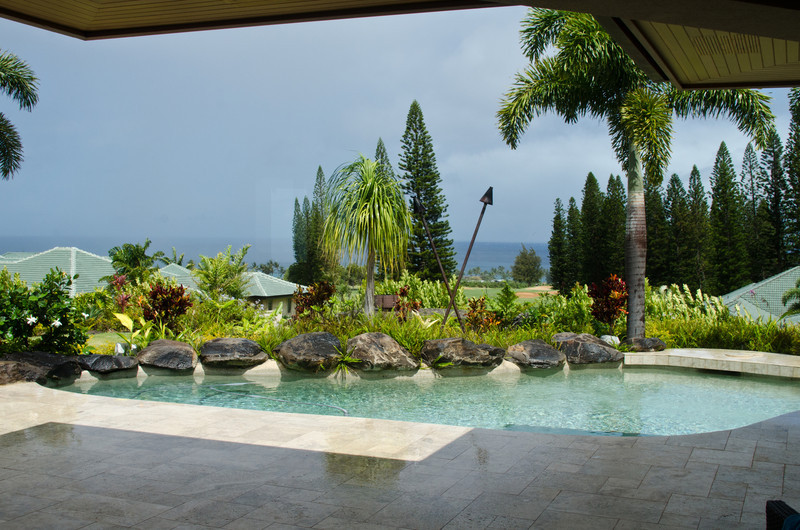 6-10-11 - Kapalua Wine and Food Festival - GREAT house we stayed at