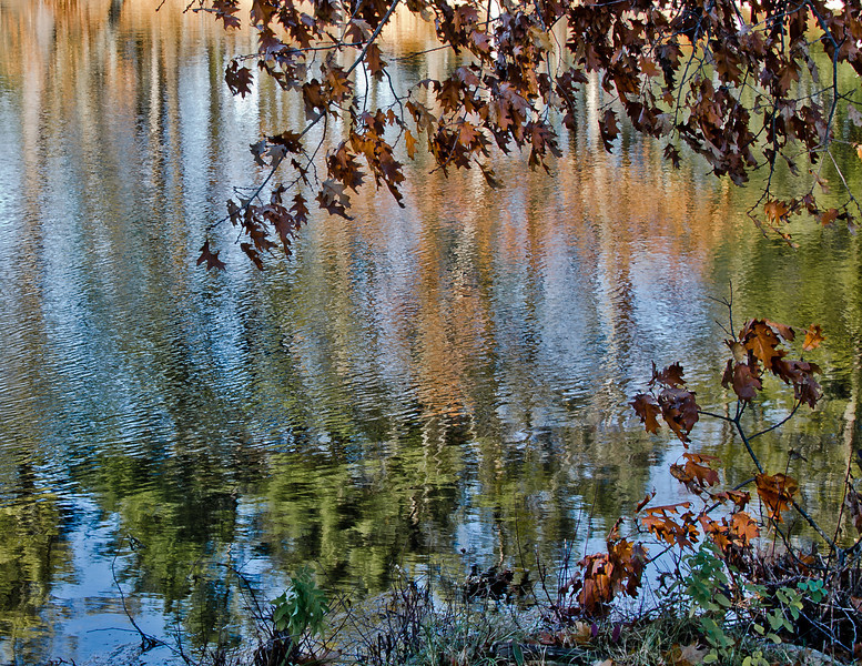 Thankgiving 2011 - Sturbridge Village - reflections