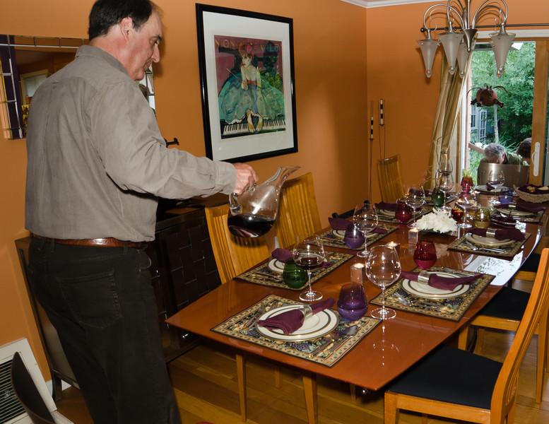 9-4-11 Turkey Dinner at Kathy's-29