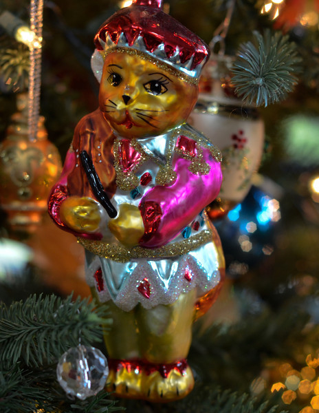 Favorite Ornament<br /> My only Christopher Radko ornament