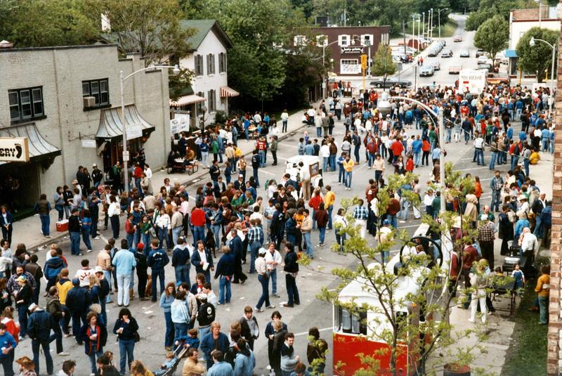 Memorial Day, 1983