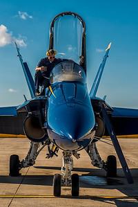 F/A-18 Hornet at the NAS Miramar Air Show in San Diego_DSC2395-Edit