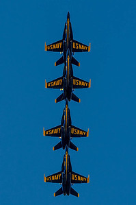 F/A-18 Hornets in a row....at the NAS Miramar Air Show in San Diego_TOM9008-Edit