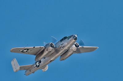 B-25 Mitchell Photo Fanny