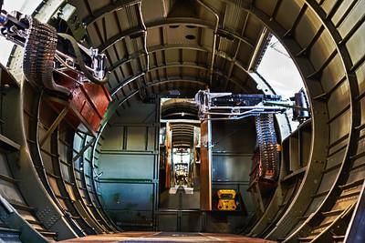 B-25 Interior