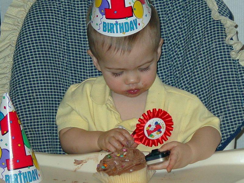 Pager... Cupcake??  Hummm...