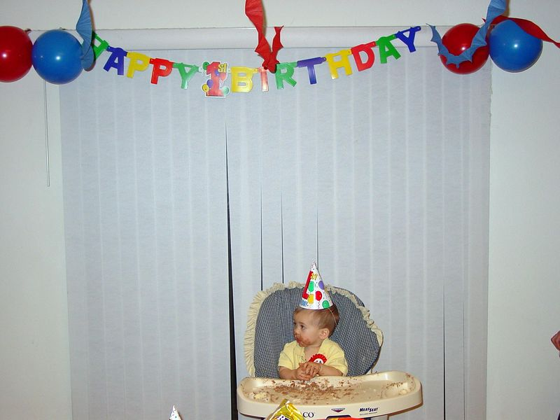 Happy Birthday Christopher!