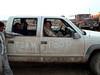 "The supervisor's truck for the ""Turdzilla"" Team...."