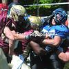 Sunday, June 22, 2014. North Stars play Vermont Ravens in semi-pro football Sunday at Bailey Avenue Field at Melissa Penfield Park in Plattsburgh.  <br /><br />(P-R Photo/Rob Fountain)