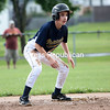 Saturday, June 29, 2013. The Plattsburgh Little League All-Stars take on South Jefferson at Penfield Park Saturday afternoon in the district tournament. Plattsburgh won after a rain-delay by a score of 3-2. <br /><br />(P-R Photo/Gabe Dickens)