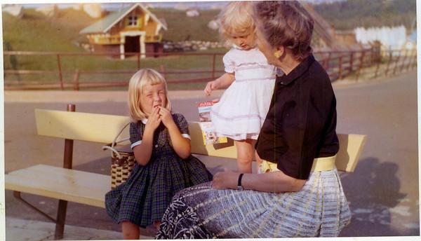 AudryPhotoAlbum of children and grandchildren