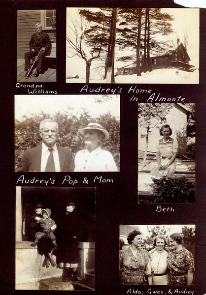 C.B. Horton Family