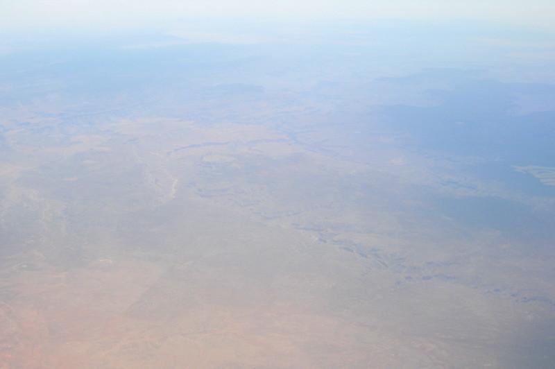 Aerial - Desert