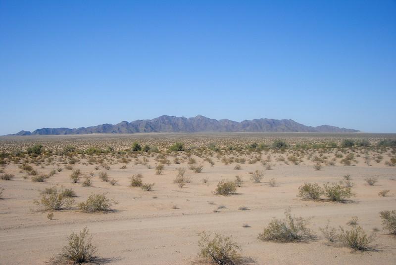 Scenery - Desert