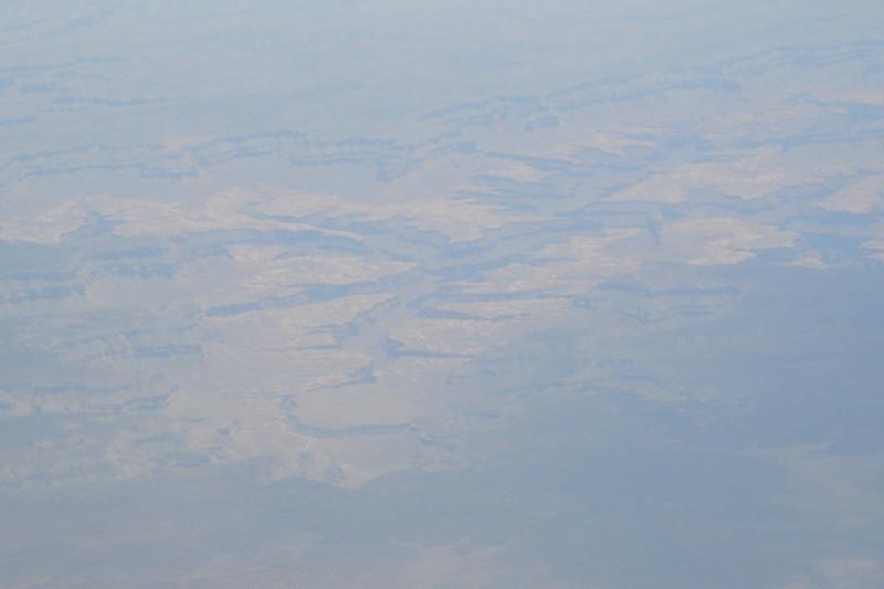 Aerial - Grand Canyon