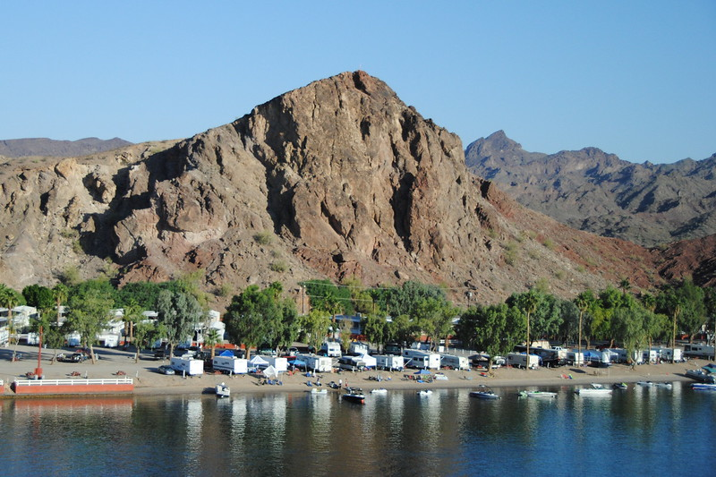 Scenery - Lake Havasu