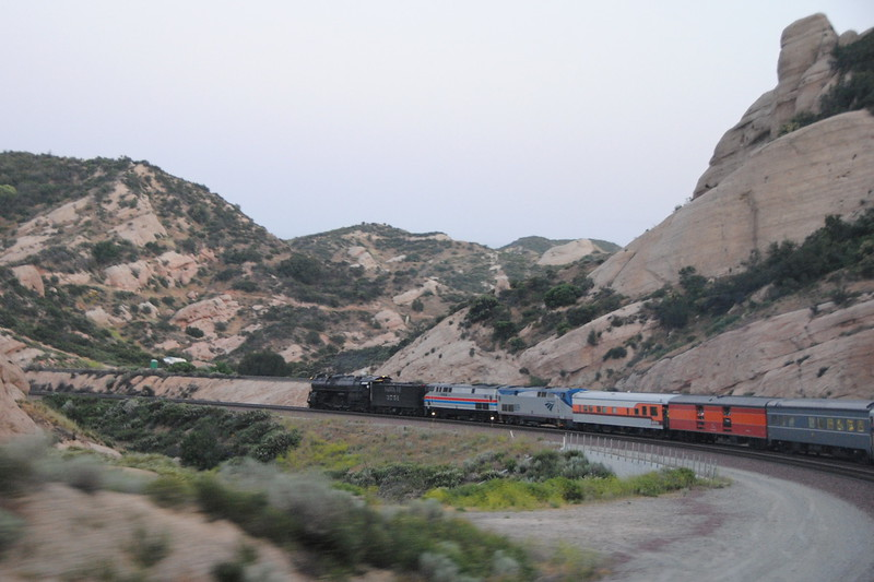 Scenery - Cajon Pass