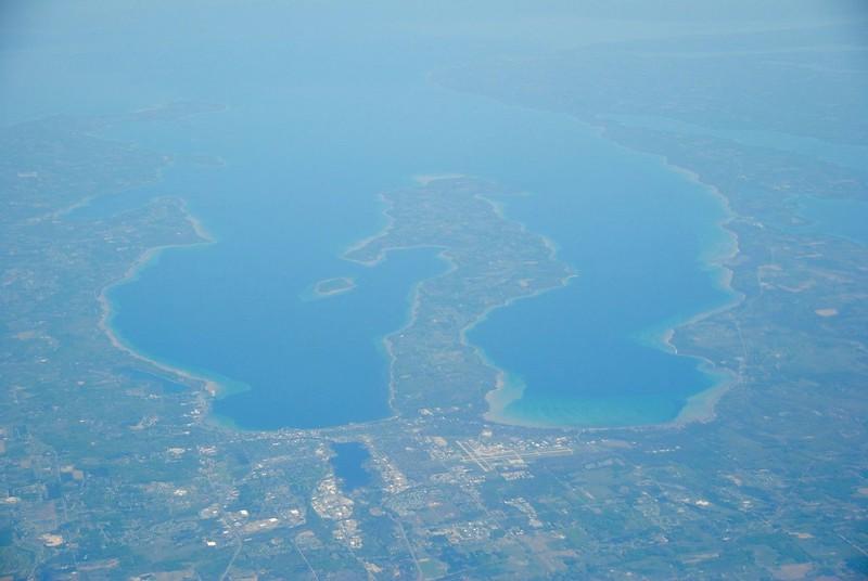 Aerial - Traverse City, Michigan