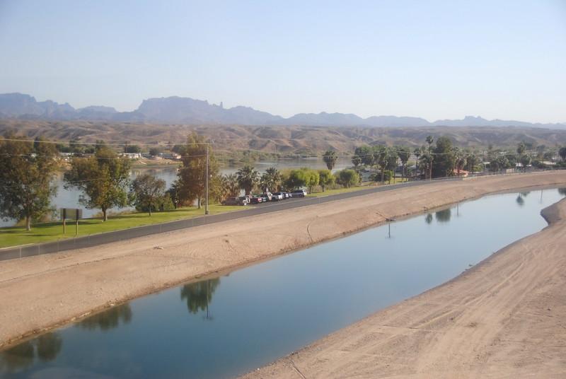 Scenery - Main Canal