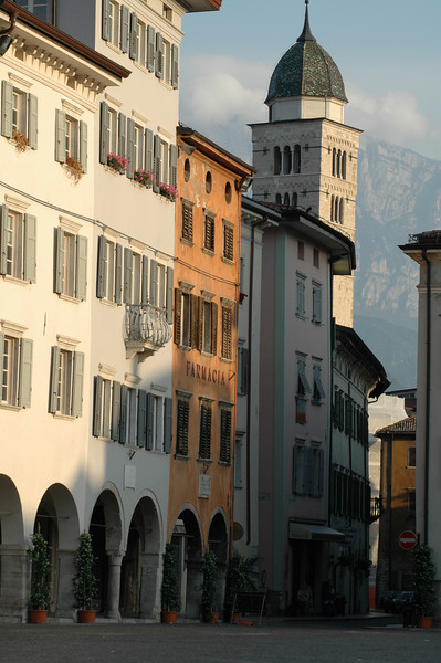 More Trento.  I woke up very early so went walking at about 6am.