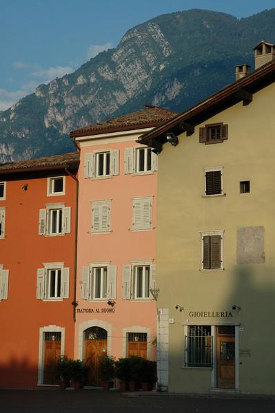 Trento is VERY cute.  Sort of an Italian Salzburg.