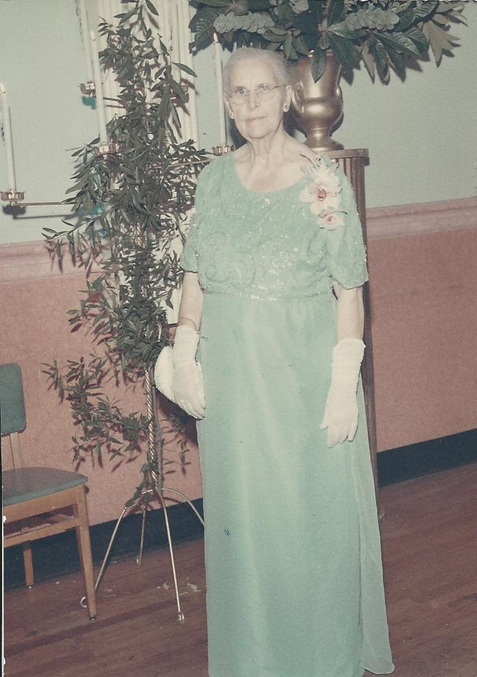 Birdie Kennamer - Melanie's maternal Grandmother