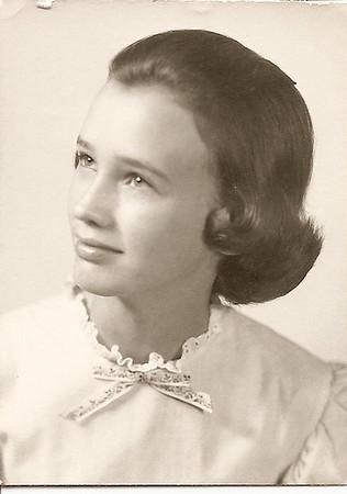 Melanie kay Harris - age 14       1962