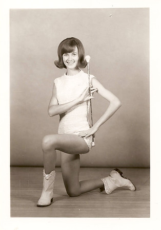Melanie Harris - 1966 - 12th Grade