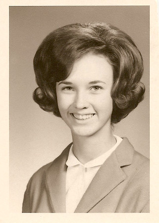 Melanie Harris - 9th Grade - 1961