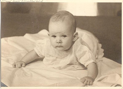 Mary Ann Harris - 3 months