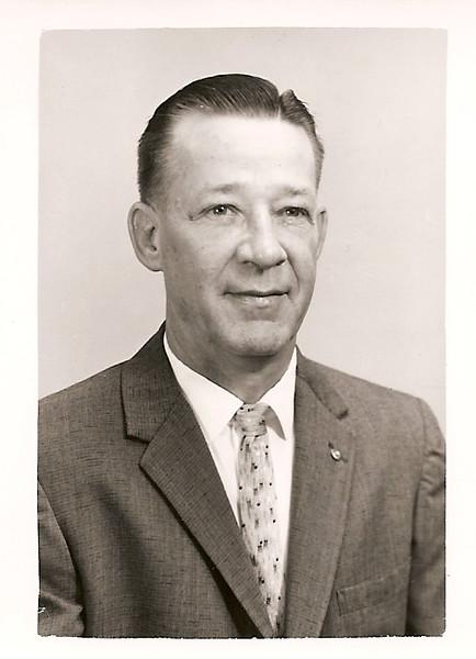 George Harris           1955?