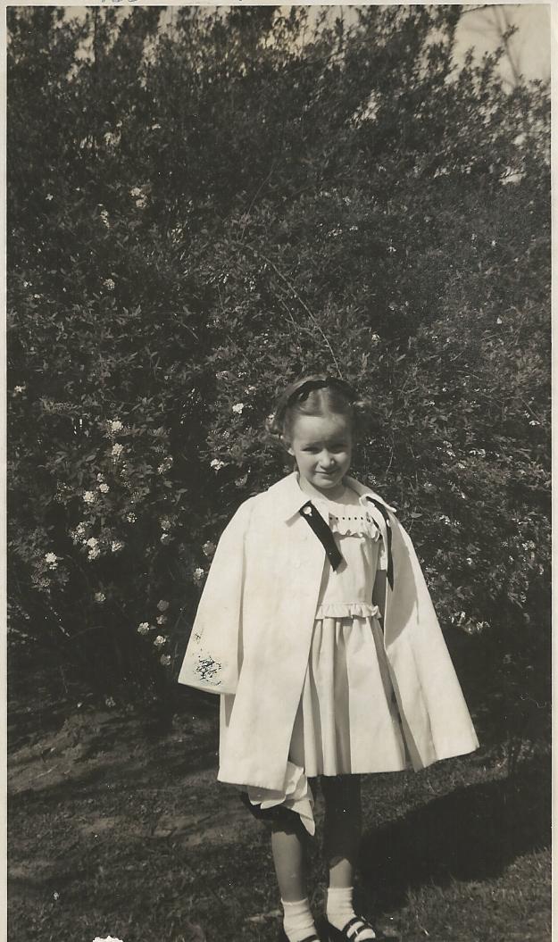 Mary Ann Harris - about 5