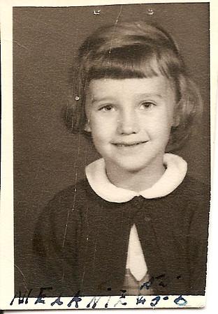 Melanie Kay Harris - 1st Grade