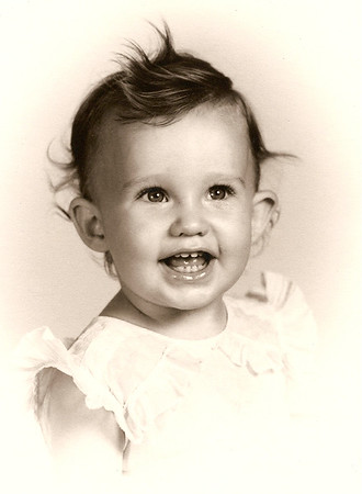Melanie Kay Harris - 1 year