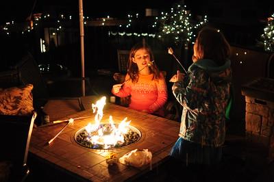 Joe and Linda's Christmas party '14