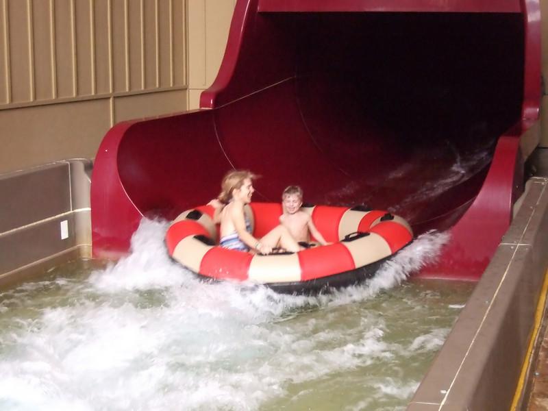 More raft rides