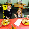 Kindergarten Thanksgiving Feast