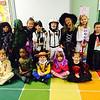 Kindergarten Halloween 2014
