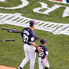 Joe Girardi and his son